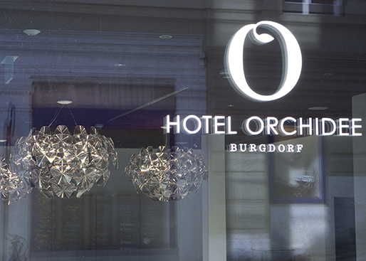 Hotel Orchidee Burgdorf